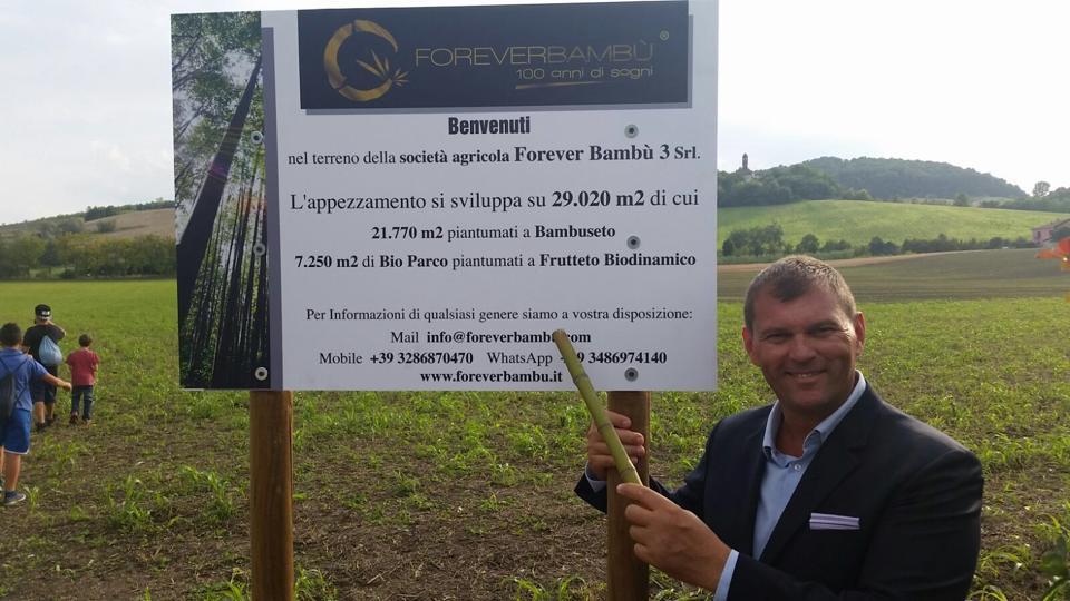 Dalle vitamine al Bambù: Emanuele Rissone racconta la nascita di Forever Bambù