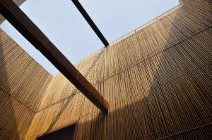 Costruire con il bambù per un'architettura sostenibile