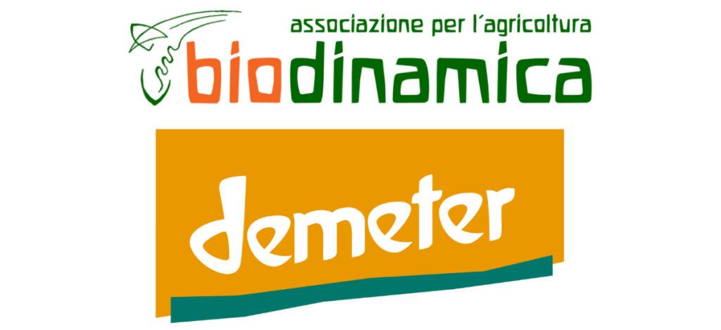 Certificazione Biodinamica Demeter