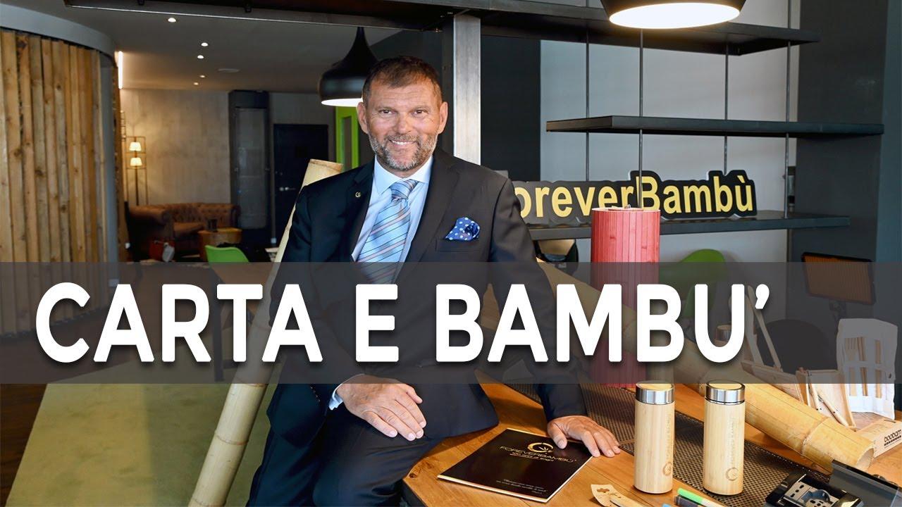 Carta di bambù: la soluzione alla deforestazione (VIDEO)